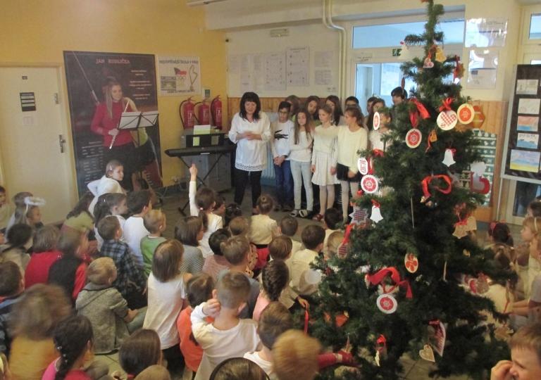 Vánoční zpívání